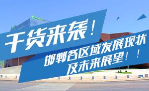 邯郸区域发展展望