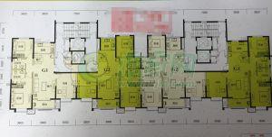 14、18、22号楼单元户型图