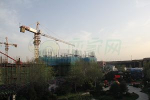 碧桂园天汇湾实景图(2018.5.30)
