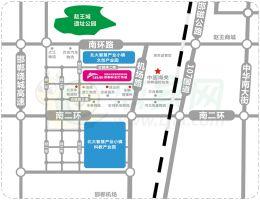 林安智慧商贸物流城区位图