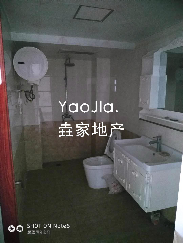 开元小区,除了洗衣机 什么都有,房子非常干净。