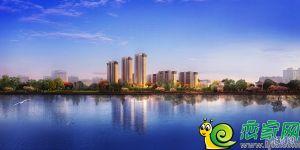 梦湖孔雀城效果图