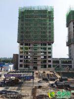 1號樓 工程進度(2018.7.5)