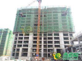 3号楼 1号楼 工程进度(2018.7.5)