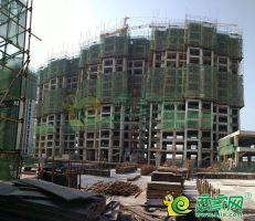 6号楼 1号楼 工程进度(2018.7.5)