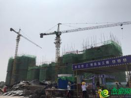 榮科翔苑工地實景圖(2018.7.7)