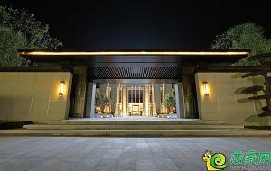 梦湖孔雀城实景图