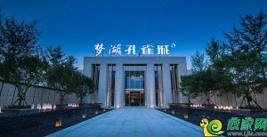 夢湖孔雀城實景圖