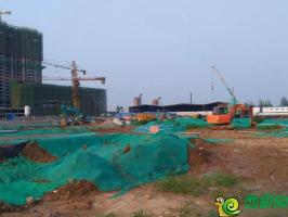 荣科家苑工地实景图(2018.7.18)