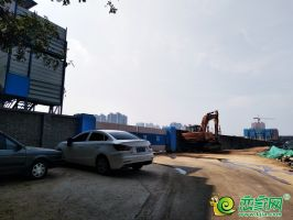 国瑞瑞城工地实景(2018.7.19)