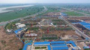 梦湖孔雀城航拍图(2018.7.20)