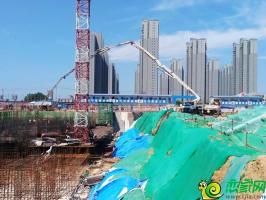 荣科家苑工地实景图(2018.7.28)