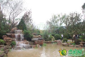 錦繡觀邸園林景觀示范區