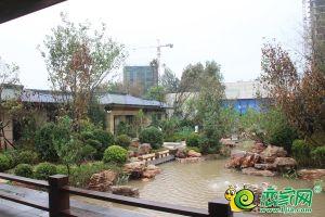 锦绣观邸园林景观示范区