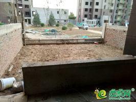 万浩红玺城工地实景(2018.8.21)