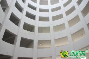 华北汽车城一期旋转车道(2018.8.25)