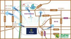 桃李春季区位图