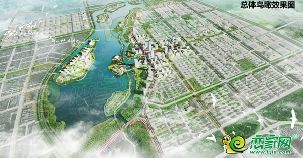 东部新区PK北部新城,买哪里未来升值更大?