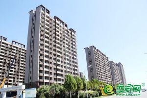 万浩红玺城工地实景(2018.9.08)