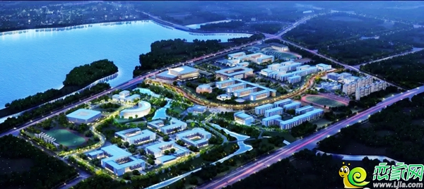 【恋家大数据】武安洺湖新区规划 原来还有大