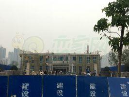 罗兰公馆工地实景图(2018.9.15)