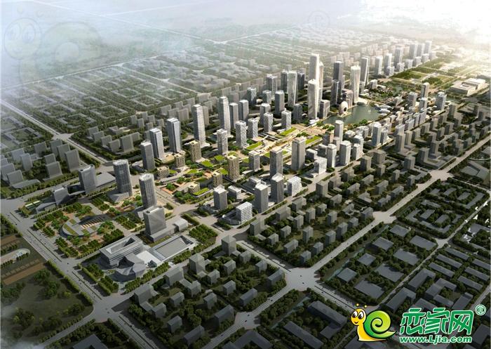 """邯郸东区实行""""封闭运作"""",建成后是这个样子的!"""