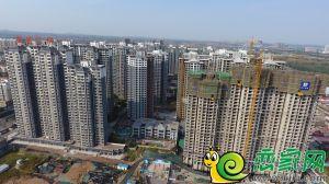 锦绣江南航拍实景(2018.9.27)