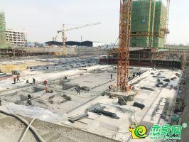 荣科家苑工地实景图(2018.10.14)