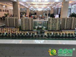 錦尚龍城售樓部實景圖