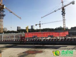 国瑞瑞城工地实景图(2018.10.23)