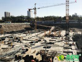 國瑞瑞城工地實景圖(2018.10.23)