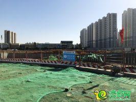 九都漫城工地實景圖(2018.10.23)