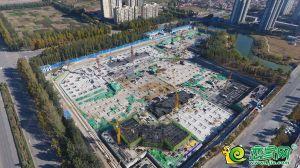 遠邦名城工地航拍圖(2018.10.28)