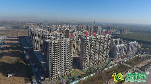 未來城工地航拍實景圖(2018.10.28)