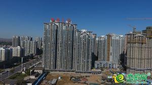 锦绣江南航拍实景(2018.10.28)