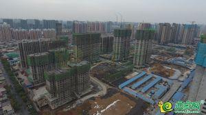 錦尚龍城航拍圖(2018.11.8)