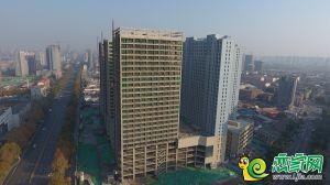 阳光新卓广场实景(2018.11.11)