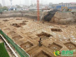 沁水君澜工地实景(2018.11.15)