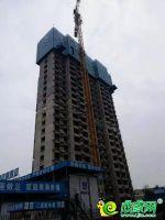 碧桂园天汇湾工地实景(2018.12.1)