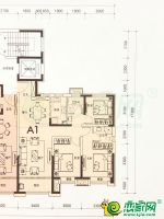 7#楼A1户型112㎡