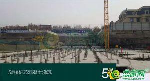 国瑞瑞城工地实景图(2018.12.21)