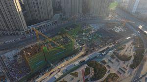 美的广场实景图(12.29)
