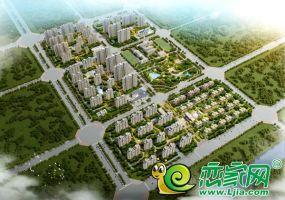 春华秋实-邯郸东部新城生活主题公园小区2018压轴面世