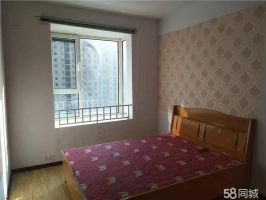 趙都新城6號地 三室兩廳兩衛 簡單家具 1500每月