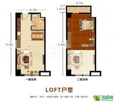东悦城loft