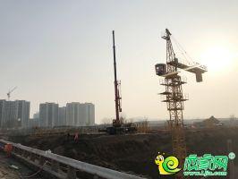 榮科·錦苑工地實景(2019.2.23)
