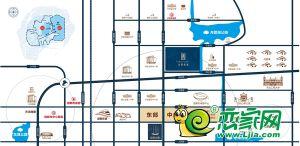 遠邦名城區位圖
