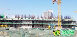 國瑞瑞城工地實景圖(2019.03.21)