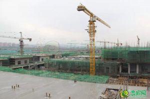 峰峰商业中心实景图(2019.4.12)