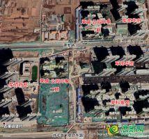 公园印象卫星图(2019.3.12)